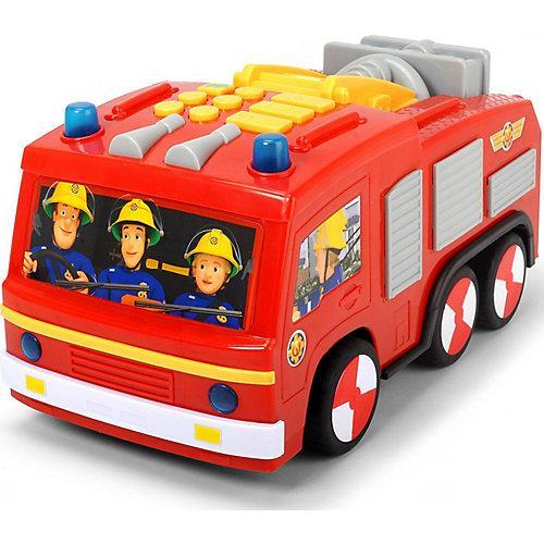 Feuerwehrmann Sam Feuerwehrauto Super Tech Jupiter