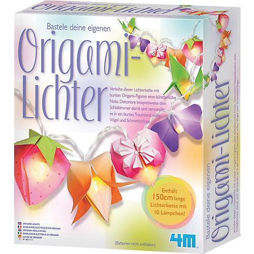 Origami Lichter