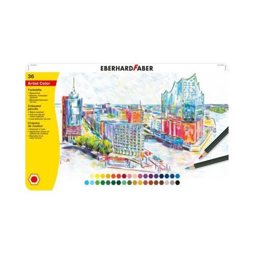 Buntstifte Artist Color, 36 Farben