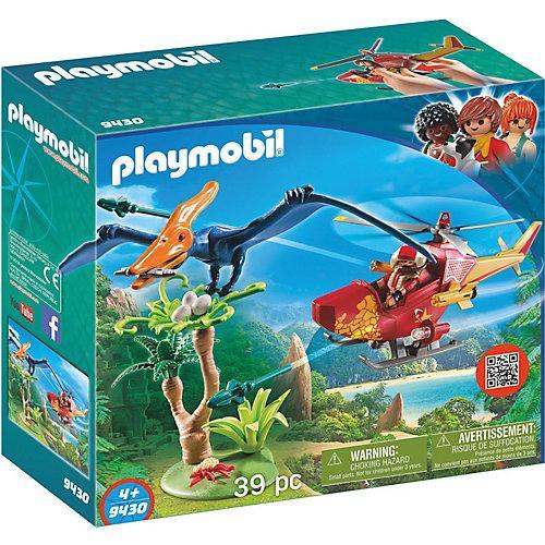 PLAYMOBIL® 9430 Helikopter mit Flugsaurier