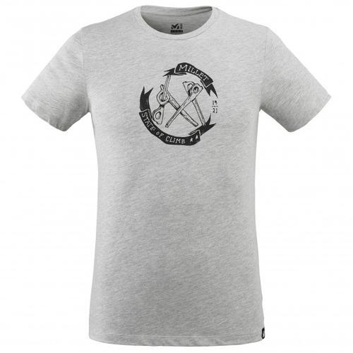 Millet - Old Gear TS S/S - T-Shirt Gr M grau
