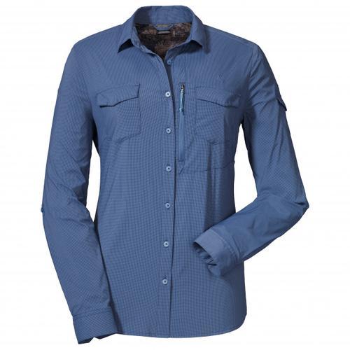 Schöffel - Women's Blouse Schwangau2 - Bluse Gr 46 blau