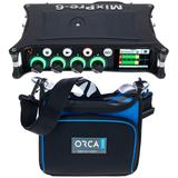 Sound Devices MixPre-6 II Orca B...