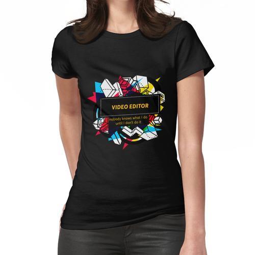 VIDEOBEARBEITER Frauen T-Shirt