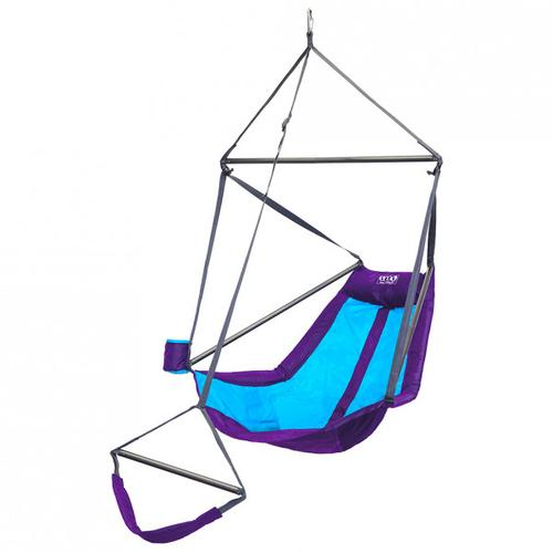 ENO - Lounger Hanging Chair - Hängematte Gr 178 x 91 x 91 cm lila/grau/türkis