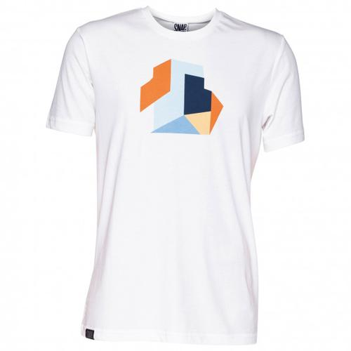 Snap - Big Dietrich - T-Shirt Gr S weiß