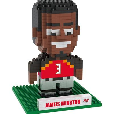 """Jameis Winston Tampa Bay Buccaneers 3D Player BRXLZ Puzzle"""