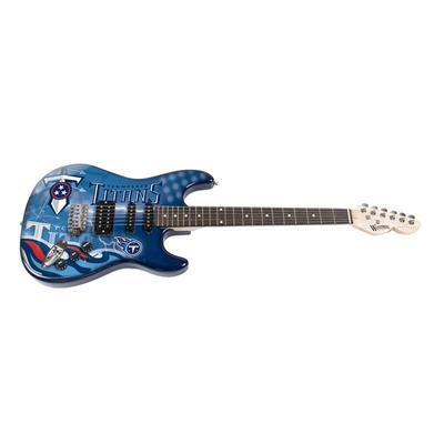 """Woodrow Guitar Tennessee Titans NorthEnder"""
