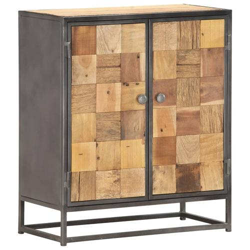 vidaXL Sideboard 60×30×70 cm Massives Altholz