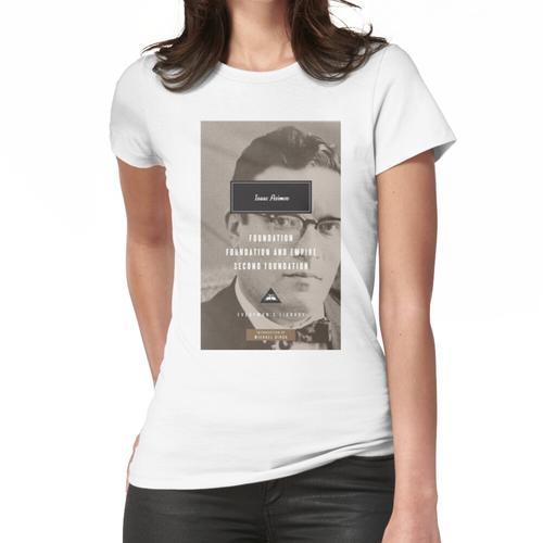 Gründung / Gründung und Reich / zweite Gründung durch isaac asimov Frauen T-Shirt