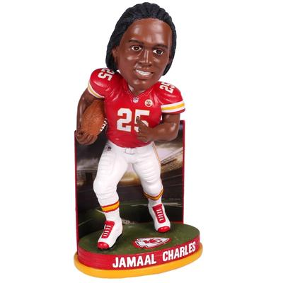 Jamaal Charles Kansas City Chiefs Stadium Bobble