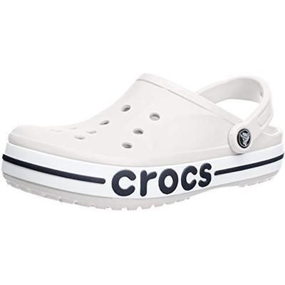 Crocs Bayaband Clog, White/Navy,...