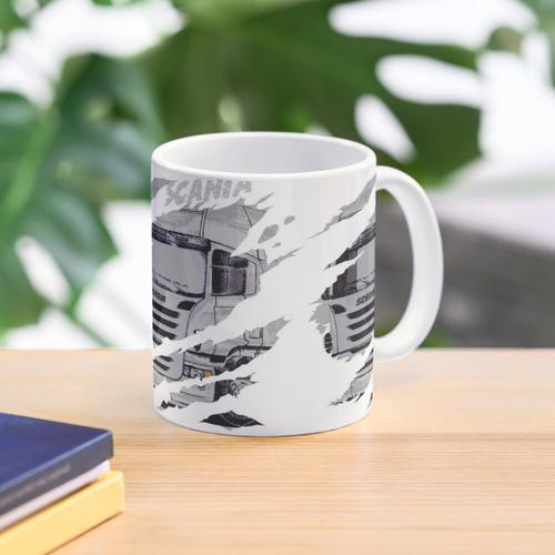 scania truck Mug