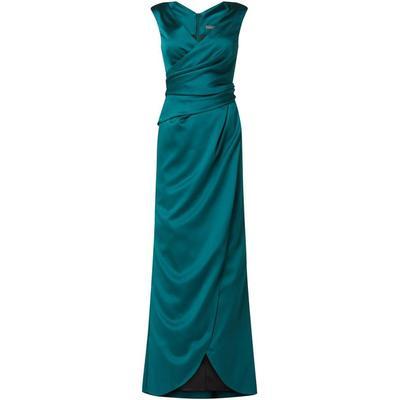 Marie Noir Abendkleid aus Satin ...