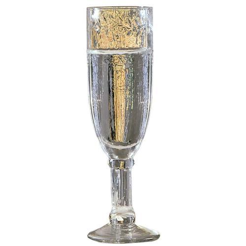 Sektglas, (Set, 6 tlg.), Recycling-Glas farblos Sektgläser Champagnergläser Gläser Glaswaren Haushaltswaren Sektglas