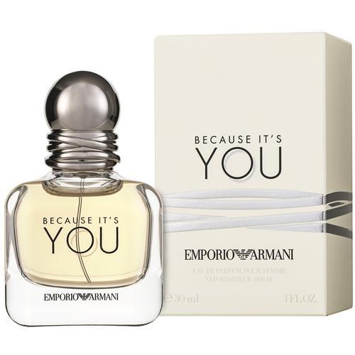 Giorgio Armani Emporio Armani Because It`s You Eau de Parfum 50 ml
