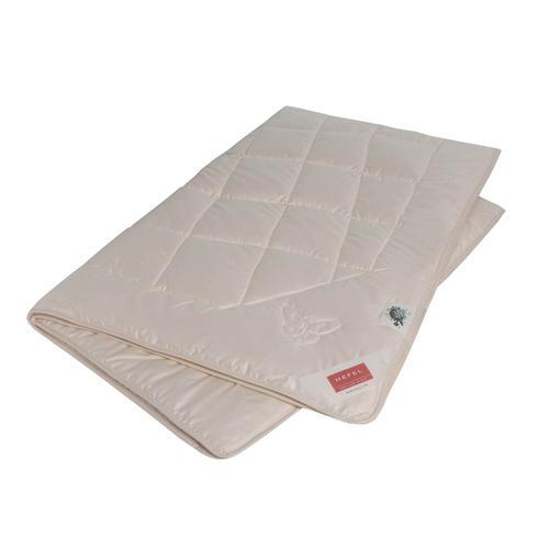 Hefel Bio-Silk Decke Sommerdecke / 135x200 cm / 580g