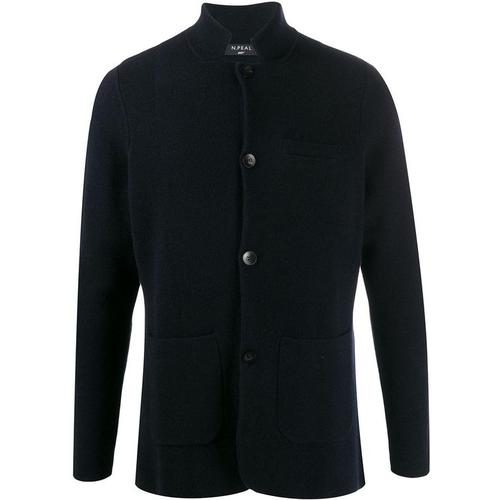 N.Peal Cashmere '007' Cardigan