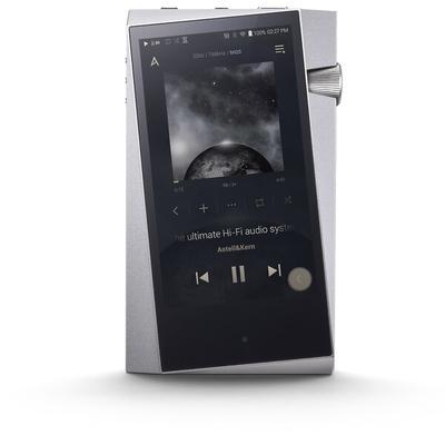 Astell & Kern SR25 portable hi-res music player (moon silver)