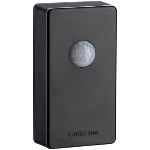 Paulmann Sensor Outdoor Plug&Shine wireless twilight sensor, IP44 schwarz Außenleuchten SOFORT LIEFERBARE Lampen Leuchten