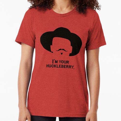 Grabstein: Ich bin dein Huckleberry 2 Vintage T-Shirt