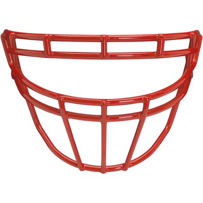 Schutt F7 ROPO-DW-NB Carbon Steel Football Facemask Scarlet