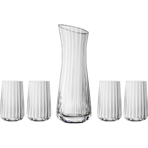 SPIEGELAU Gläser-Set Life Style, (Set, 5 tlg.), 5-teilig farblos Kristallgläser Gläser Glaswaren Haushaltswaren
