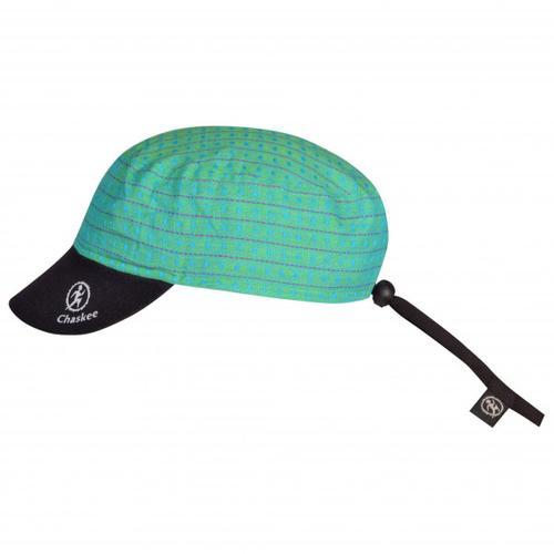 Chaskee - Reversible Cap Dobby - Cap Gr One Size türkis/grün;blau/schwarz