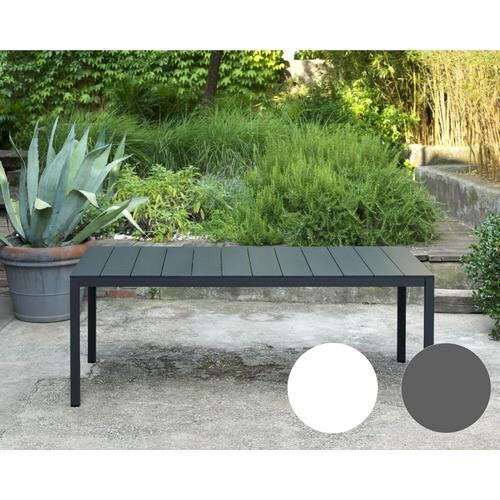 NARDI »Rio« Alu-Tisch ausziehbar 210 cm / anthrazit