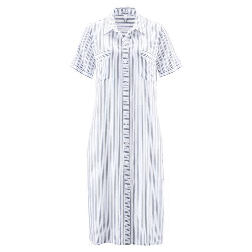 Avena Damen Nachthemd Sommertraum Weiß
