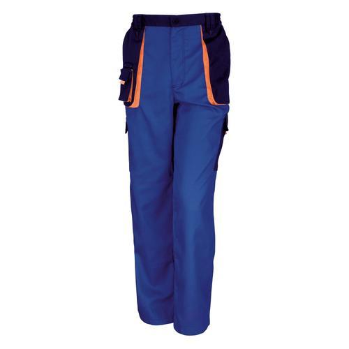 Result Funktionshose Unisex Work-Guard Lite Arbeitshosen (Atmungsaktiv und Winddicht) blau Herren Trekkinghosen Outdoorhosen Hosen
