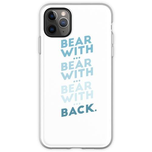 tragen mit ... tragen mit ... v.2 Flexible Hülle für iPhone 11 Pro Max