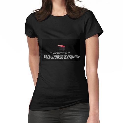 Erweiterung Pak Frauen T-Shirt