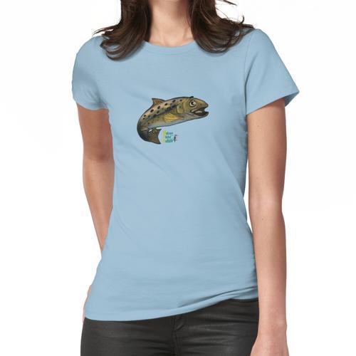 Forelle Forelle Frauen T-Shirt