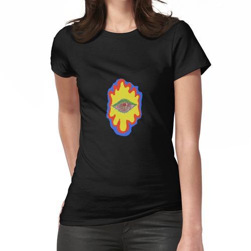 Klopfer kein Klopfen Frauen T-Shirt