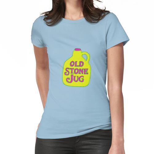 Alter Steinkrug Frauen T-Shirt