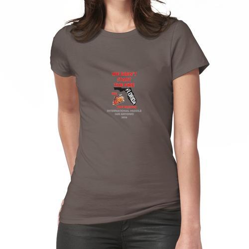 SportClips Florida Staats-Hemd 2016 Frauen T-Shirt