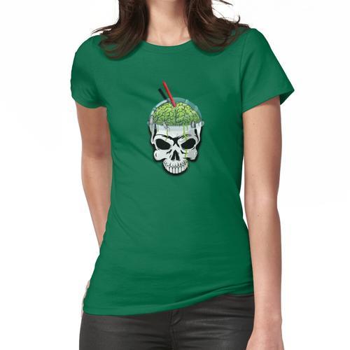 Zombie Gehirn Slushee Frauen T-Shirt