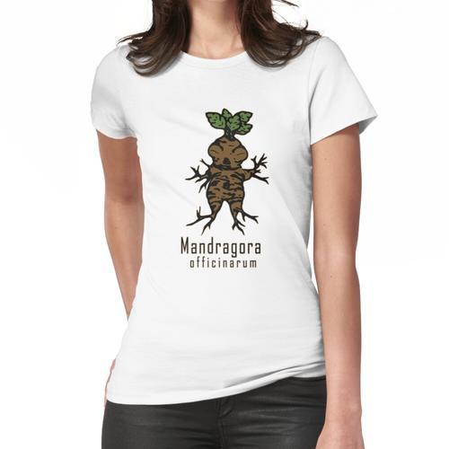 Mandrake-Pflanze Frauen T-Shirt