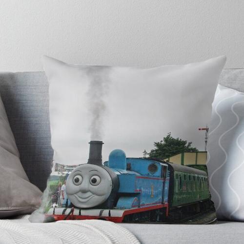 Thomas in Steam Kissen