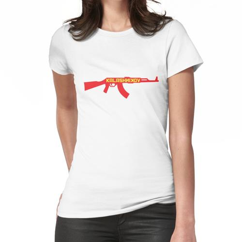 Kalaschnikow 01 Frauen T-Shirt