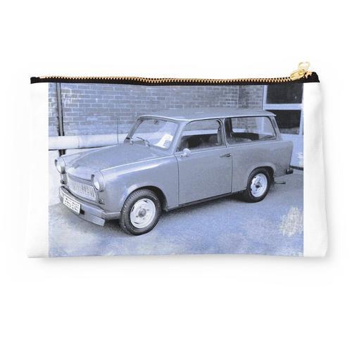 Trabant, P601 Trabant Studio Clutch mit Reißverschluss