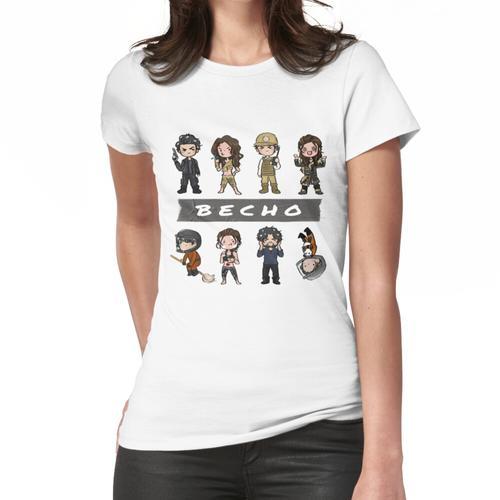Becho Duck Tape Frauen T-Shirt