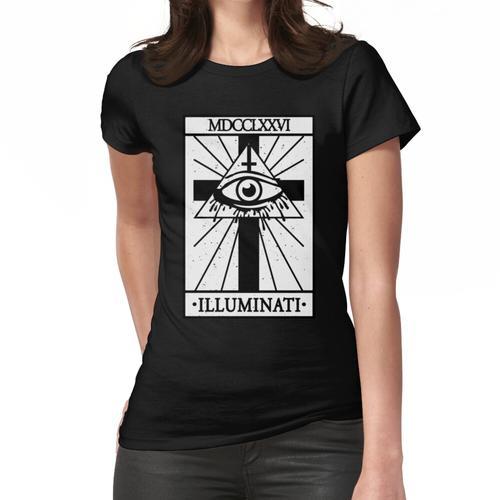 ILLUMINATI - TAROT KARTE - ILLUMINATI KARTE Frauen T-Shirt