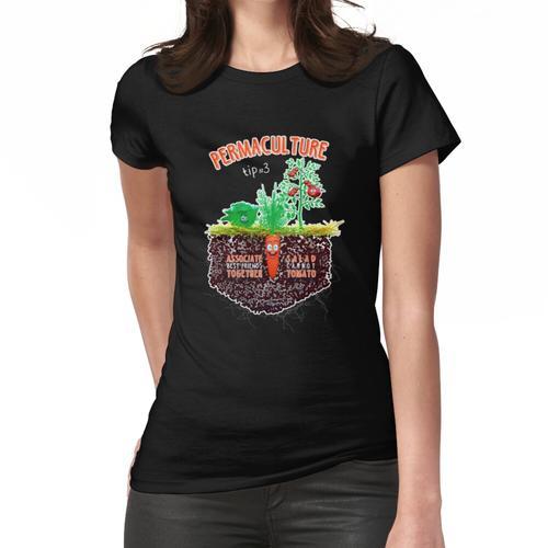 Tipps zur Permakultur Frauen T-Shirt