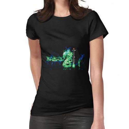 Drachen Shisha - Rauch Frauen T-Shirt