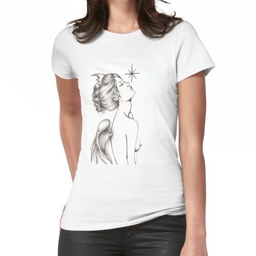 Memento Vivere, Memento Mori Frauen T-Shirt