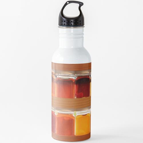 Ahornsirup-Meisterwerk Wasserflasche