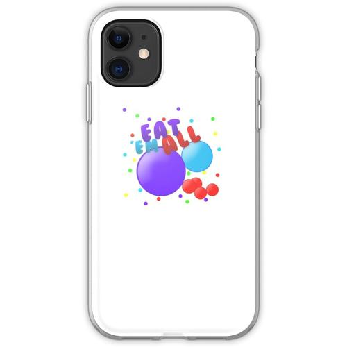 Agario - Agario - Agario - Agar Flexible Hülle für iPhone 11