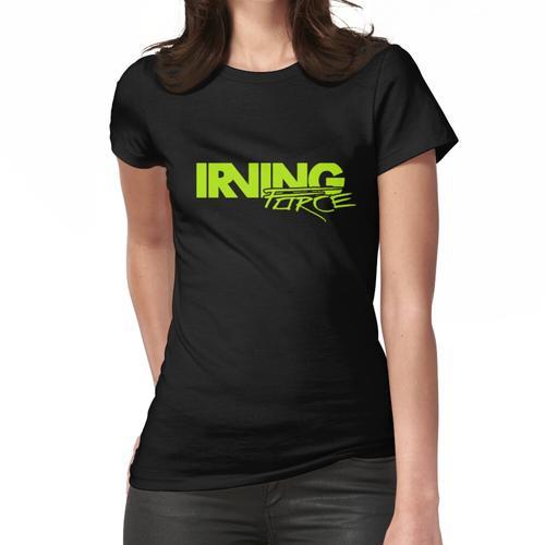 IRVING FORCE Logo GODMODE Grün Frauen T-Shirt